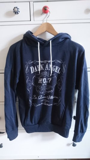 Atmosphere Oversized trui donkerblauw