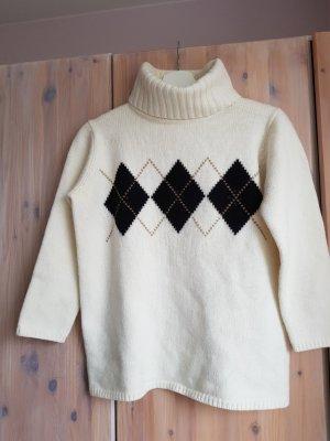 Gemütlicher Pullover mit Merinowolle