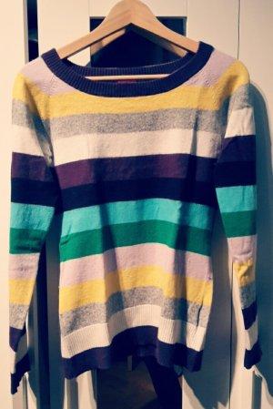 Gemütlicher Pullover mit Wollanteil