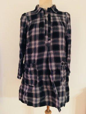 Gemütliches, langärmeliges Blusenkleid von Opull' Ence aus Paris - perfekt für die kalte Jahreszeit