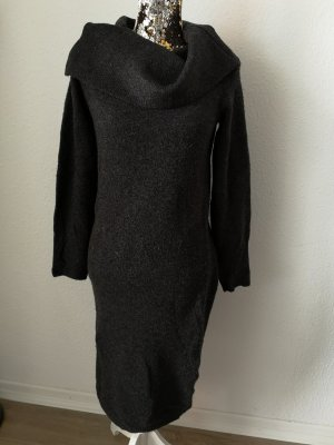Anna Field Knitted Dress dark grey
