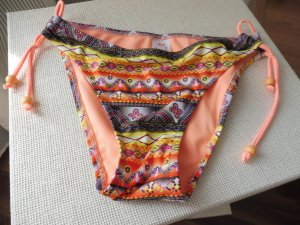 Gemusterte Bikini-Hose