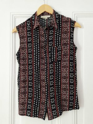 Urban Outfitters Blusa multicolore