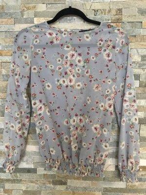 Gemusterte Bluse mit Blumenmuster gr. XXS