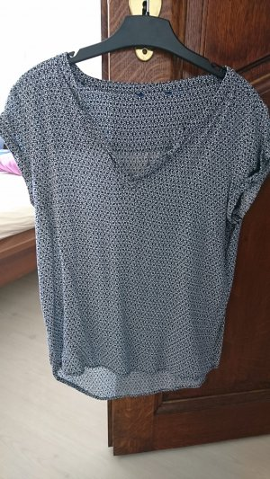 gemusterte Bluse von Tom tailor