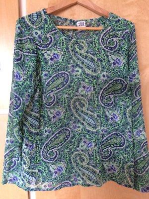 Gemusterte Bluse von Vero Moda
