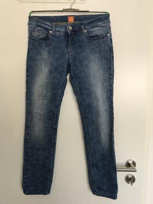 Boss Orange Tube Jeans steel blue