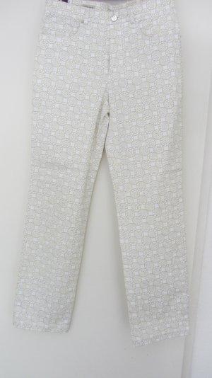 Gemusterte Jeans von Féraud Grösse 36