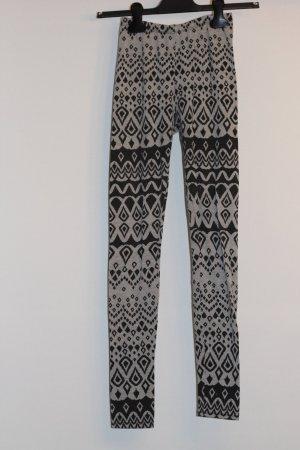 Gemusterte Leggings