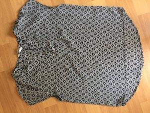 Gemusterte leichte Bluse
