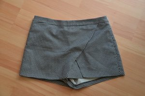United Colors of Benetton Short taille haute blanc-gris anthracite