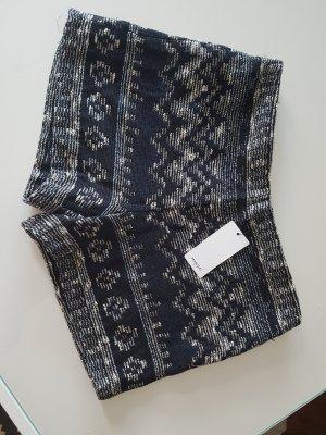 Gemusterte Shorts