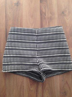 Gemusterte Shorts Gr.S