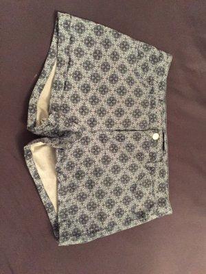 Gemusterte Shorts von h&m