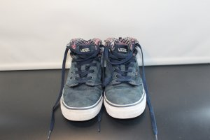 Vans Winter Boots multicolored leather