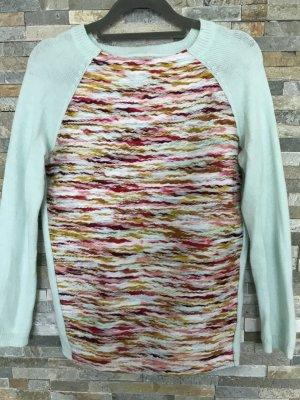 Gemusterter Angora H&M Premium Pullover in xxs