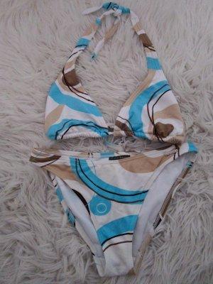 Gemusterter Bikini von Bruno Banani