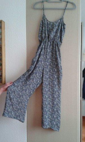 Mango Suit Jumpsuit veelkleurig Polyester
