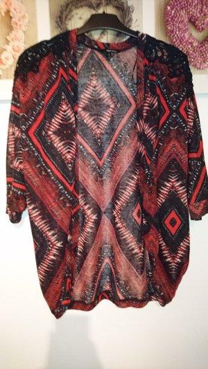 Tally Weijl Kimono blouse veelkleurig