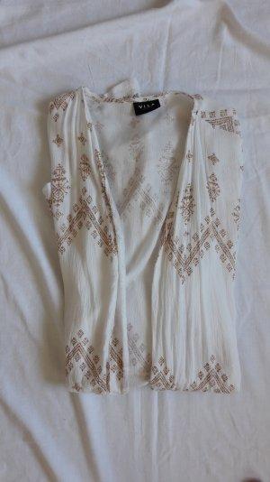 gemusterter Kimono VILA