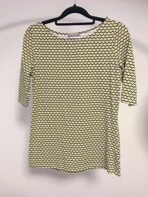 Gemustertes enganliegendes Shirt von Orsay