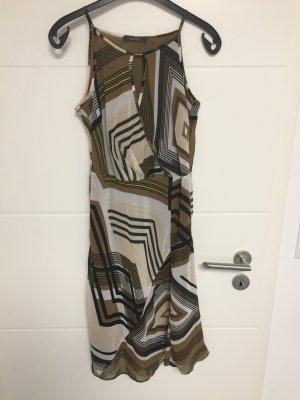 Gemustertes Kleid von Esprit mit Trägern