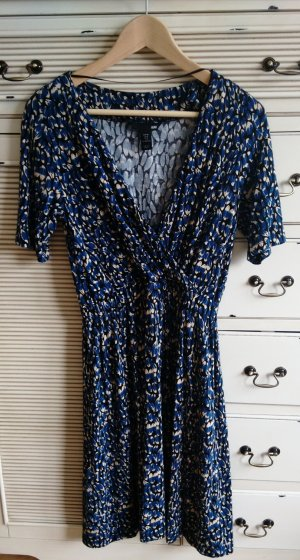 Gemustertes Kleid von H&M