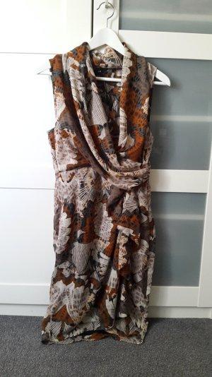 gemustertes Kleid von H&M Größe 40