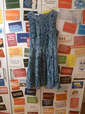 Gemustertes Kleid von Promod, 36, S, Türkis, Paisley, Blogger, Sommer