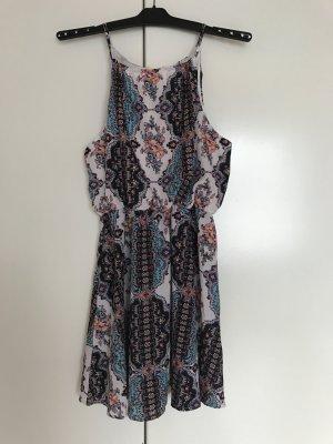 Gemustertes Kleid von Sheinside