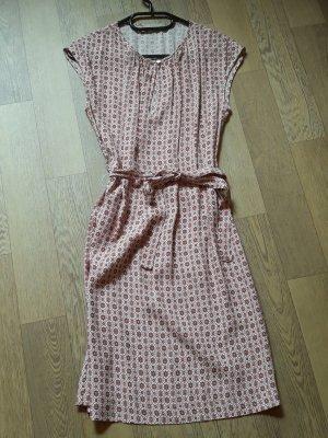 gemustertes Kleid von Stefanel