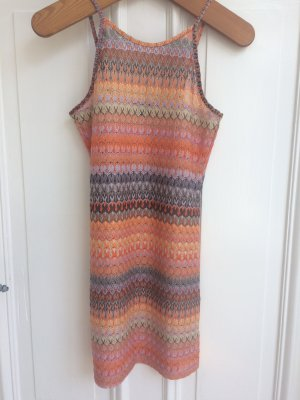 Topshop Pinafore dress multicolored