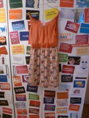 Gemustertes Kleid von Vero Moda, Sommer, Strand, Blogger, Boho