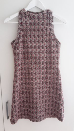 Gemustertes Minikleid von Zara