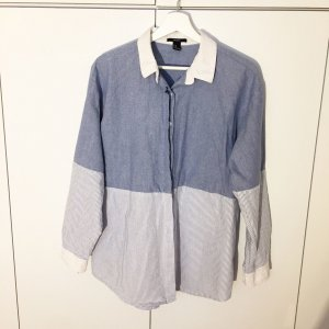 gemustertes Oversize-Hemd