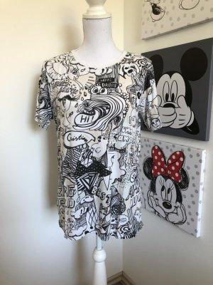 Gemustertes Shirt