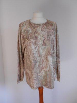 Gemustertes Shirt Gr L von Canda