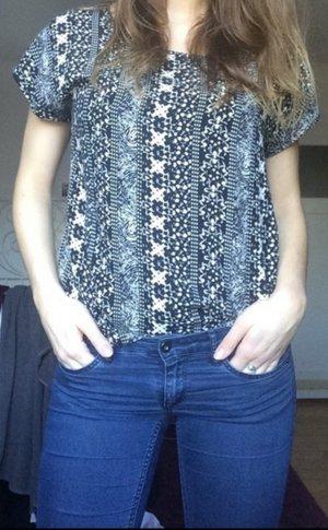 Gemustertes Shirt Vero Moda