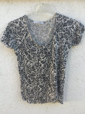 gemustertes Shirt von zara