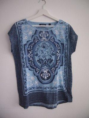 Blue Seven Shirt met print veelkleurig Polyester