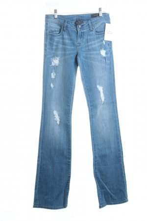 "Genetic denim Boot Cut Jeans ""The Riley"" blau"