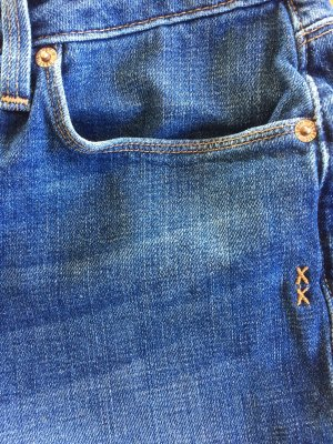 Genetic denim Skinny Jeans dark blue