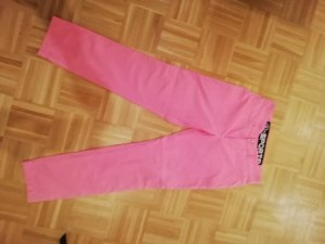 Bogner Pantalón elástico rosa neón Algodón