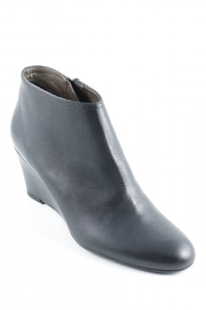 Gennia Keil-Stiefeletten schwarz Elegant