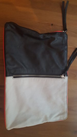 Genuine Leather Grosse Clutch