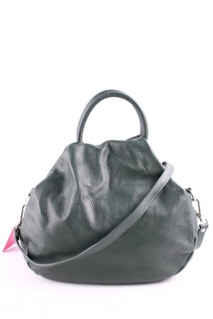 Genuine Leather Handtas khaki zakelijke stijl