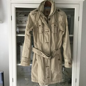 Khujo Trench Coat camel