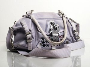 George Gina & Lucy Shoulder Bag multicolored nylon