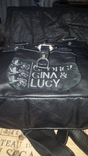 George Gina & Lucy Sac bandoulière noir