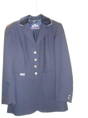 Long Jacket blue cotton
